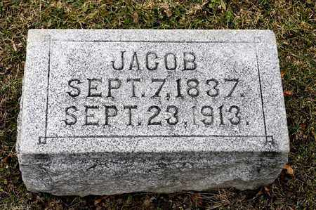 HAWK, JACOB - Richland County, Ohio | JACOB HAWK - Ohio Gravestone Photos