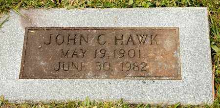 HAWK, JOHN C - Richland County, Ohio | JOHN C HAWK - Ohio Gravestone Photos