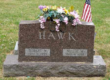 HAWK, ROBERT W - Richland County, Ohio | ROBERT W HAWK - Ohio Gravestone Photos