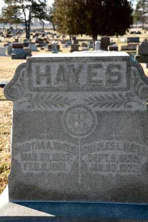 HAYES, CHARLES L - Richland County, Ohio | CHARLES L HAYES - Ohio Gravestone Photos