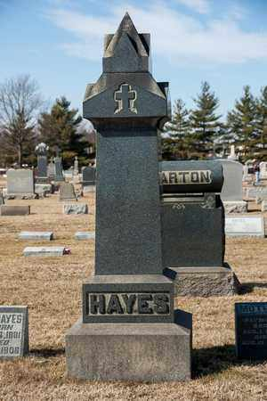 HAYES, MARGARET - Richland County, Ohio | MARGARET HAYES - Ohio Gravestone Photos