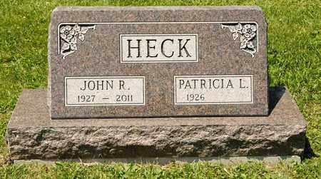 HECK, JOHN R - Richland County, Ohio | JOHN R HECK - Ohio Gravestone Photos