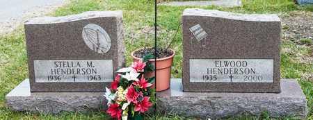 HENDERSON, STELLA M - Richland County, Ohio | STELLA M HENDERSON - Ohio Gravestone Photos