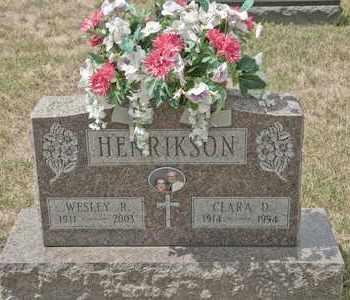HENRIKSON, CLARA D - Richland County, Ohio | CLARA D HENRIKSON - Ohio Gravestone Photos
