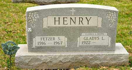 HENRY, FETZER S - Richland County, Ohio | FETZER S HENRY - Ohio Gravestone Photos