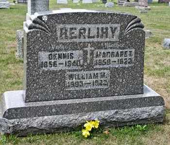 HERLIHY, DENNIS - Richland County, Ohio | DENNIS HERLIHY - Ohio Gravestone Photos