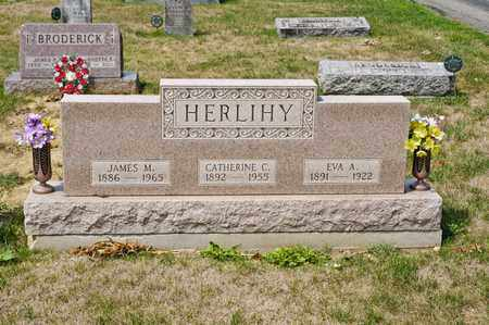 HERLIHY, EVA A - Richland County, Ohio | EVA A HERLIHY - Ohio Gravestone Photos