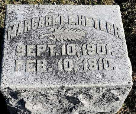 HETLER, MARGARET E - Richland County, Ohio | MARGARET E HETLER - Ohio Gravestone Photos