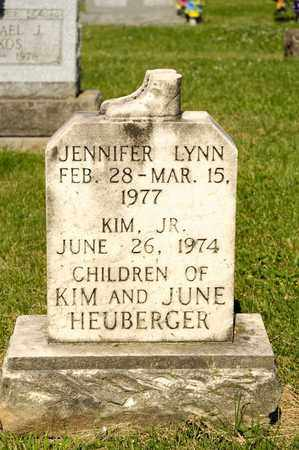 HEUBERGER JR, KIM - Richland County, Ohio | KIM HEUBERGER JR - Ohio Gravestone Photos