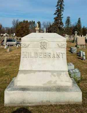 HILDEBRANT, HUGH G - Richland County, Ohio | HUGH G HILDEBRANT - Ohio Gravestone Photos