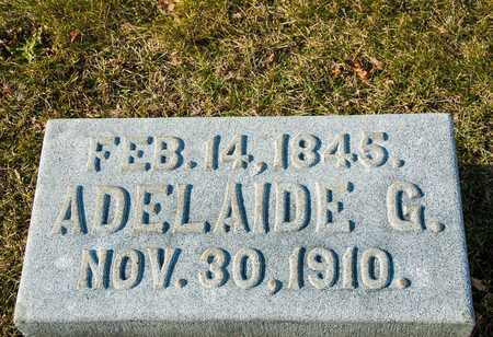 HILDEBRANT, ADELAIDE G - Richland County, Ohio | ADELAIDE G HILDEBRANT - Ohio Gravestone Photos
