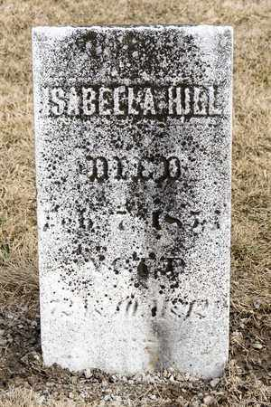 HILL, ISABELLA - Richland County, Ohio | ISABELLA HILL - Ohio Gravestone Photos