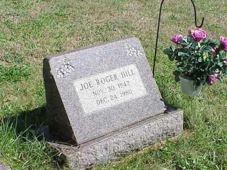 HILL, JOE ROGER - Richland County, Ohio   JOE ROGER HILL - Ohio Gravestone Photos