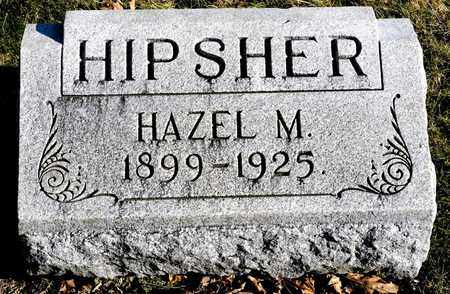 HIPSHER, HAZEL M - Richland County, Ohio | HAZEL M HIPSHER - Ohio Gravestone Photos