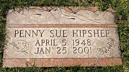 HIPSHER, PENNY SUE - Richland County, Ohio | PENNY SUE HIPSHER - Ohio Gravestone Photos