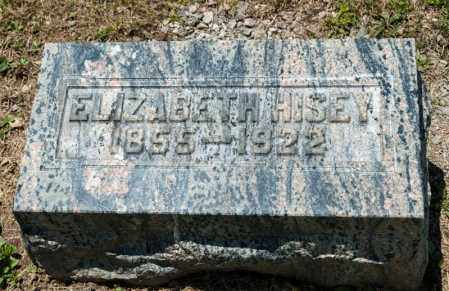 HISEY, ELIZABETH - Richland County, Ohio | ELIZABETH HISEY - Ohio Gravestone Photos