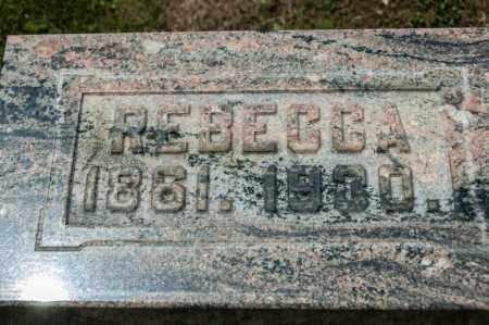 HISEY, REBECCA - Richland County, Ohio | REBECCA HISEY - Ohio Gravestone Photos