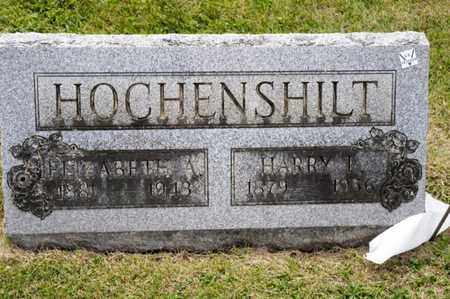 HOCHENSHILT, HARRY L - Richland County, Ohio | HARRY L HOCHENSHILT - Ohio Gravestone Photos