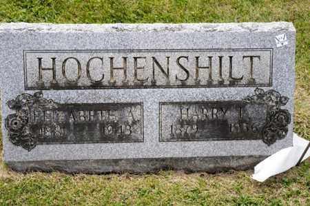 HOCHENSHILT, ELIZABETH A - Richland County, Ohio | ELIZABETH A HOCHENSHILT - Ohio Gravestone Photos