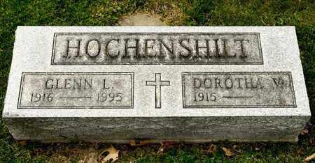 HOCHENSHILT, GLENN L - Richland County, Ohio | GLENN L HOCHENSHILT - Ohio Gravestone Photos