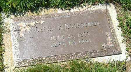 HOCHSCHEID, DESSIE R. - Richland County, Ohio | DESSIE R. HOCHSCHEID - Ohio Gravestone Photos