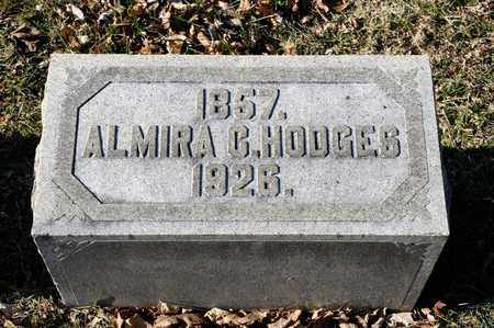 HODGES, ALMIRA C - Richland County, Ohio | ALMIRA C HODGES - Ohio Gravestone Photos