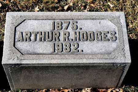 HODGES, ARTHUR R - Richland County, Ohio | ARTHUR R HODGES - Ohio Gravestone Photos