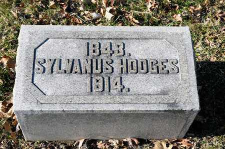 HODGES, SYLVANUS - Richland County, Ohio | SYLVANUS HODGES - Ohio Gravestone Photos