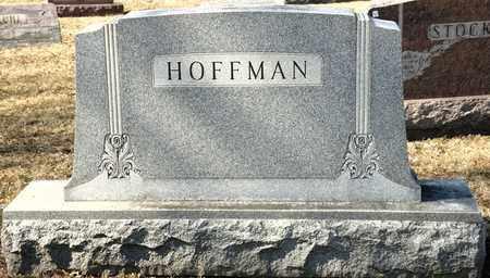 HOFFMAN, LAURENCE N - Richland County, Ohio | LAURENCE N HOFFMAN - Ohio Gravestone Photos