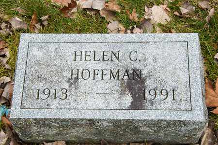 HOFFMAN, HELEN C - Richland County, Ohio | HELEN C HOFFMAN - Ohio Gravestone Photos