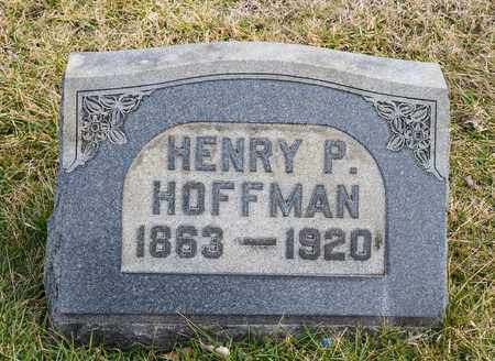 HOFFMAN, HENRY P - Richland County, Ohio | HENRY P HOFFMAN - Ohio Gravestone Photos