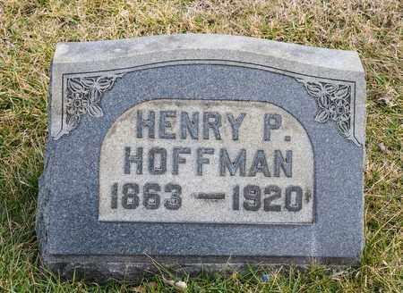 HOFFMAN, HENRY P - Richland County, Ohio | HENRY P HOFFMAN - Ohio Gravestone Photos