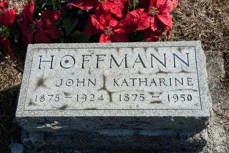 HOFFMAN, JOHN - Richland County, Ohio | JOHN HOFFMAN - Ohio Gravestone Photos