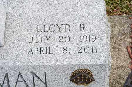 HOFFMAN, LLOYD R - Richland County, Ohio | LLOYD R HOFFMAN - Ohio Gravestone Photos