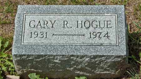 HOGUE, GARY R - Richland County, Ohio | GARY R HOGUE - Ohio Gravestone Photos