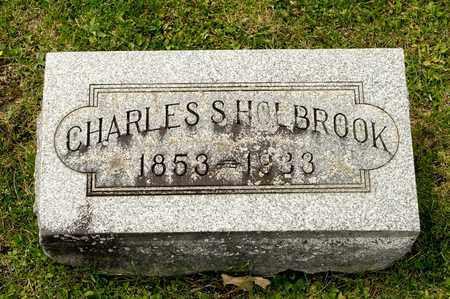 HOLBROOK, CHARLES S - Richland County, Ohio | CHARLES S HOLBROOK - Ohio Gravestone Photos