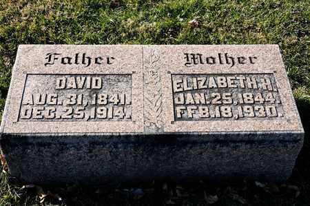 HOLENBAUGH, DAVID - Richland County, Ohio | DAVID HOLENBAUGH - Ohio Gravestone Photos