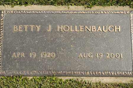 HOLLENBAUGH, BETTY J - Richland County, Ohio | BETTY J HOLLENBAUGH - Ohio Gravestone Photos