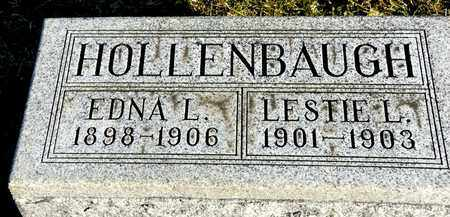 HOLLENBAUGH, LESTIE L - Richland County, Ohio | LESTIE L HOLLENBAUGH - Ohio Gravestone Photos