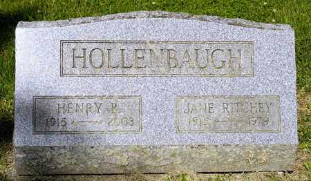 HOLLENBAUGH, HENRY P - Richland County, Ohio | HENRY P HOLLENBAUGH - Ohio Gravestone Photos