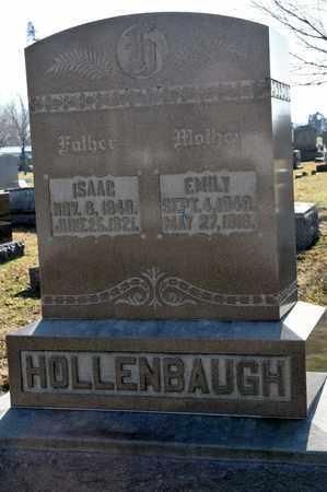 HOLLENBAUGH, EMILY - Richland County, Ohio | EMILY HOLLENBAUGH - Ohio Gravestone Photos