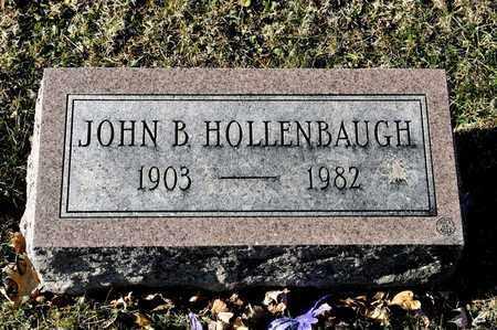 HOLLENBAUGH, JOHN B - Richland County, Ohio | JOHN B HOLLENBAUGH - Ohio Gravestone Photos