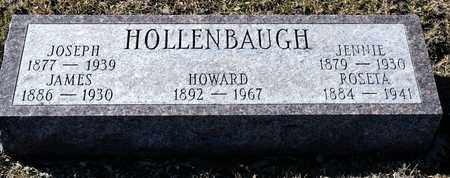 HOLLENBAUGH, JENNIE - Richland County, Ohio | JENNIE HOLLENBAUGH - Ohio Gravestone Photos