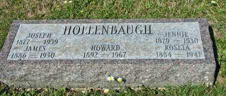 HOLLENBAUGH, JAMES - Richland County, Ohio | JAMES HOLLENBAUGH - Ohio Gravestone Photos