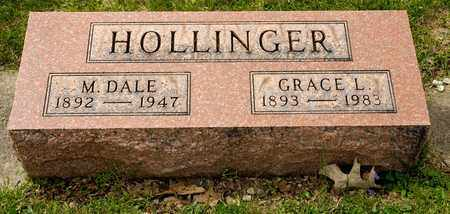 HOLLINGER, M DALE - Richland County, Ohio | M DALE HOLLINGER - Ohio Gravestone Photos