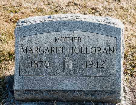 HOLLORAN, MARGARET - Richland County, Ohio | MARGARET HOLLORAN - Ohio Gravestone Photos