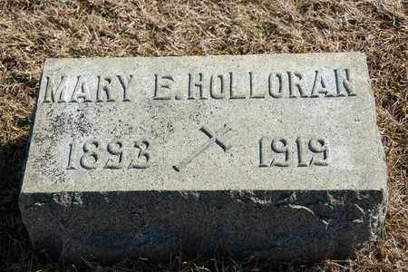 HOLLORAN, MARY E - Richland County, Ohio | MARY E HOLLORAN - Ohio Gravestone Photos