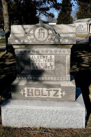 HOLTZ, ALBERT R - Richland County, Ohio | ALBERT R HOLTZ - Ohio Gravestone Photos