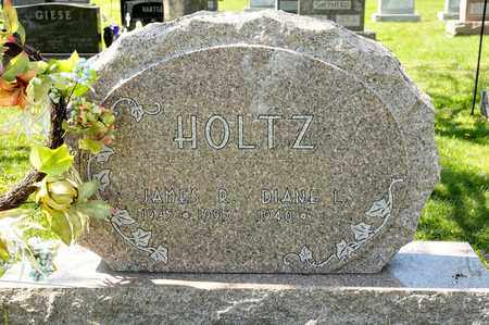 HOLTZ, JAMES R - Richland County, Ohio | JAMES R HOLTZ - Ohio Gravestone Photos