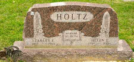 HOLTZ, STANLEY E - Richland County, Ohio | STANLEY E HOLTZ - Ohio Gravestone Photos